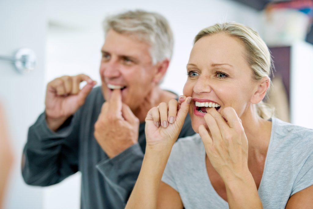 Maintaining healthy habits together
